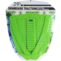 Zap Deluxe Tail Pad Lime