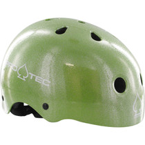 Protec (Cpsc)Classic Grn Flake-Xs Helmet