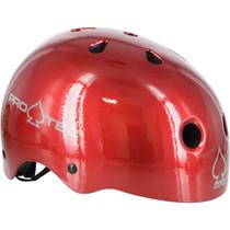 Protec (Cpsc)Classic Red Flake-L Helmet
