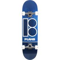 Plan B Team B Complete-8.25 Blue Stain