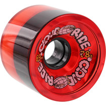 Cloud Ride! Cruiser 69Mm 78A Trans Red
