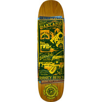 Ah Beres Maps To Skaters Homes Deck-8.63X32