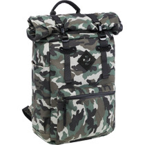Revelry Drifter Rolltop Backpack 23L Blk Camo/Blk