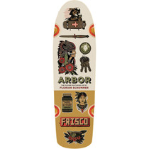 Arbor Artist Pilsner Deck-8.25X28.75