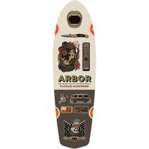 Arbor Artist Pocket Rocket Deck-7.75X26