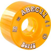 Abec11 Bertz 60Mm 81A Clr Amber