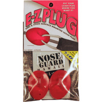 Surfco Ez Plug Standard (2/Pk) Kit Clear