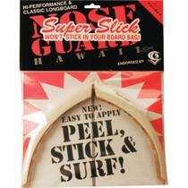 Surfco Lb Super Slick Nose Guard Kit White