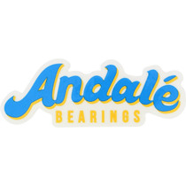 Andale Fresh Script Decal Single