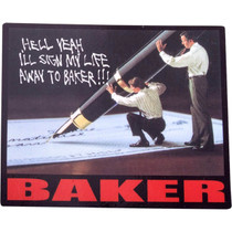 Baker Lifer Decal Single