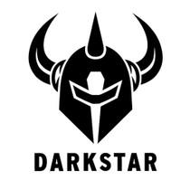 Darkstar Lockup Decal