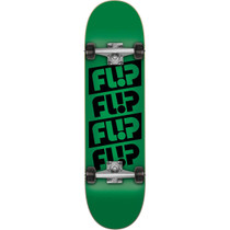 Flip Odyssey Quattro Complete-7.5 Green