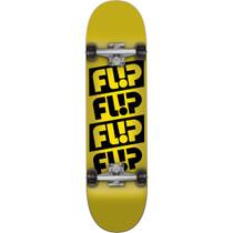 Flip Odyssey Quattro Complete-7.25 Yellow