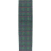 Grizzly 1-Sheet Plaid Cutout Grip Grn/Blu