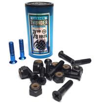 "Thunder 7/8"" Phillips Hardware Blue 1Set"