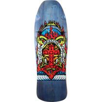 Dogtown Oster Reissue Deck-10.37X31 Trans Blue