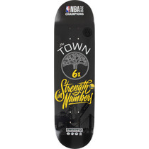 Aluminati Woody Deck-8.25 Warriors Nba Champs