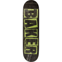 Baker Reynolds Brand Name Chalk Deck-7.75