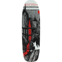 Blood Wizard Gregson Castlebasas Deck-8.88X32.12