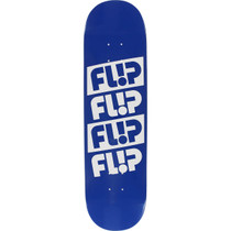 Flip Odyssey Quattro Deck-8.13 Blue/Wht
