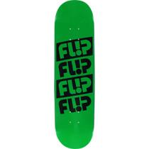 Flip Odyssey Quattro Deck-8.0 Grn/Blk
