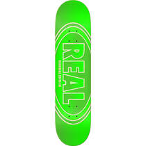 Real Crossfade Renewal Deck-8.06 Green Ppp