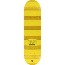 Real Busenitz Cheetah Deck-8.06 Yel Lp-Mellow