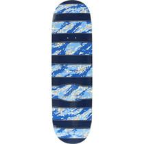 Real Busenitz Camo Deck-8.5 Blue/Silver Lp-Mellow