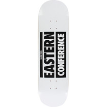 Zoo Eastern Conference Deck-8.6 Wht/Blk