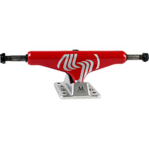 Silver M-Hollow 8.0 Red/Raw W/Sil