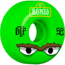 Bones Stf V1 Mean Greens 52Mm Green