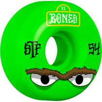 Bones Stf V1 Mean Greens 54Mm Green