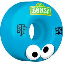 Bones Stf V4 Googly Blues 53Mm Blue