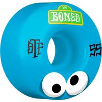 Bones Stf V4 Googly Blues 55Mm Blue
