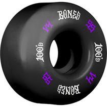 Bones 100'S Og #12 V4 55Mm Black W/Pur/Wht Ppp