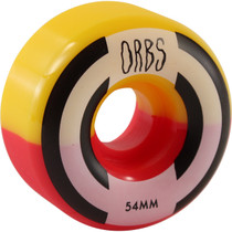 Orbs Apparitions Split 54Mm 99A Red/Yel