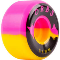 Orbs Specters 54Mm 99A  Pink/Yellow W/Black