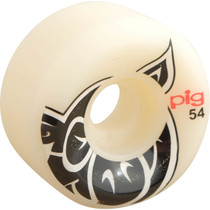 Pig Head Conical 54Mm White