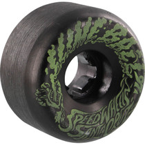 Santa Cruz Slimeballs Vomits Mini 56Mm 97A Black/Glow