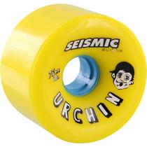 Seismic Urchin 75Mm 80A Yellow