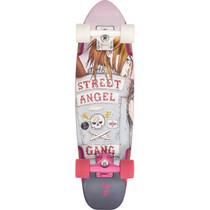 Dusters Bird Street Angel Complete-7.5X27 Wht/Pink