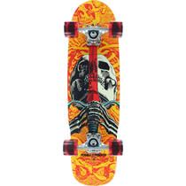 Pwl/P Skull & Sword Mini Complete-8X30 Yel/Red
