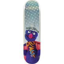 Globe Sesame Street Super Grover Deck-7.75