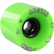 Abec11 Bigzig Hd 75Mm 80A Lime/Black