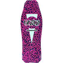 Hosoi Hammerhead Og Leopard Deck-10.5X31 Pink