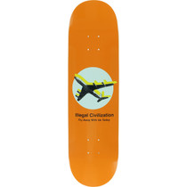Illegal Civilization Fly Away Deck-8.25