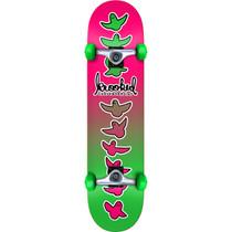 Krk Birdical Fades Complete-7.75 Pink/Grn