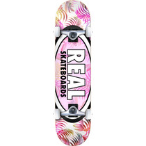 Real Oval Tropics Complete-8.0 Wht/Pink/Asst