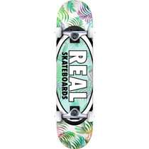 Real Oval Tropics Complete-7.75 Wht/Grn/Asst
