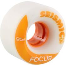 Seismic Focus 55Mm 95A Wht/Orange